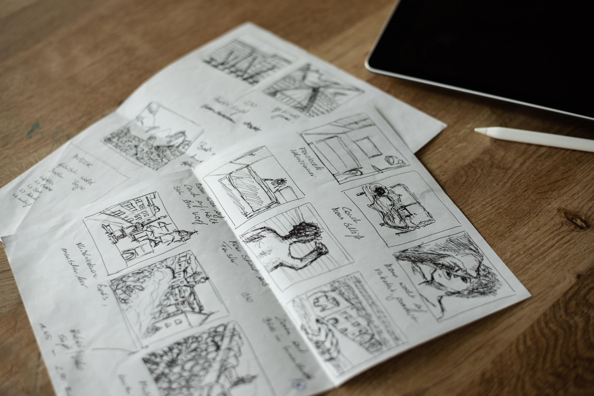 Dorigatti Storyboard