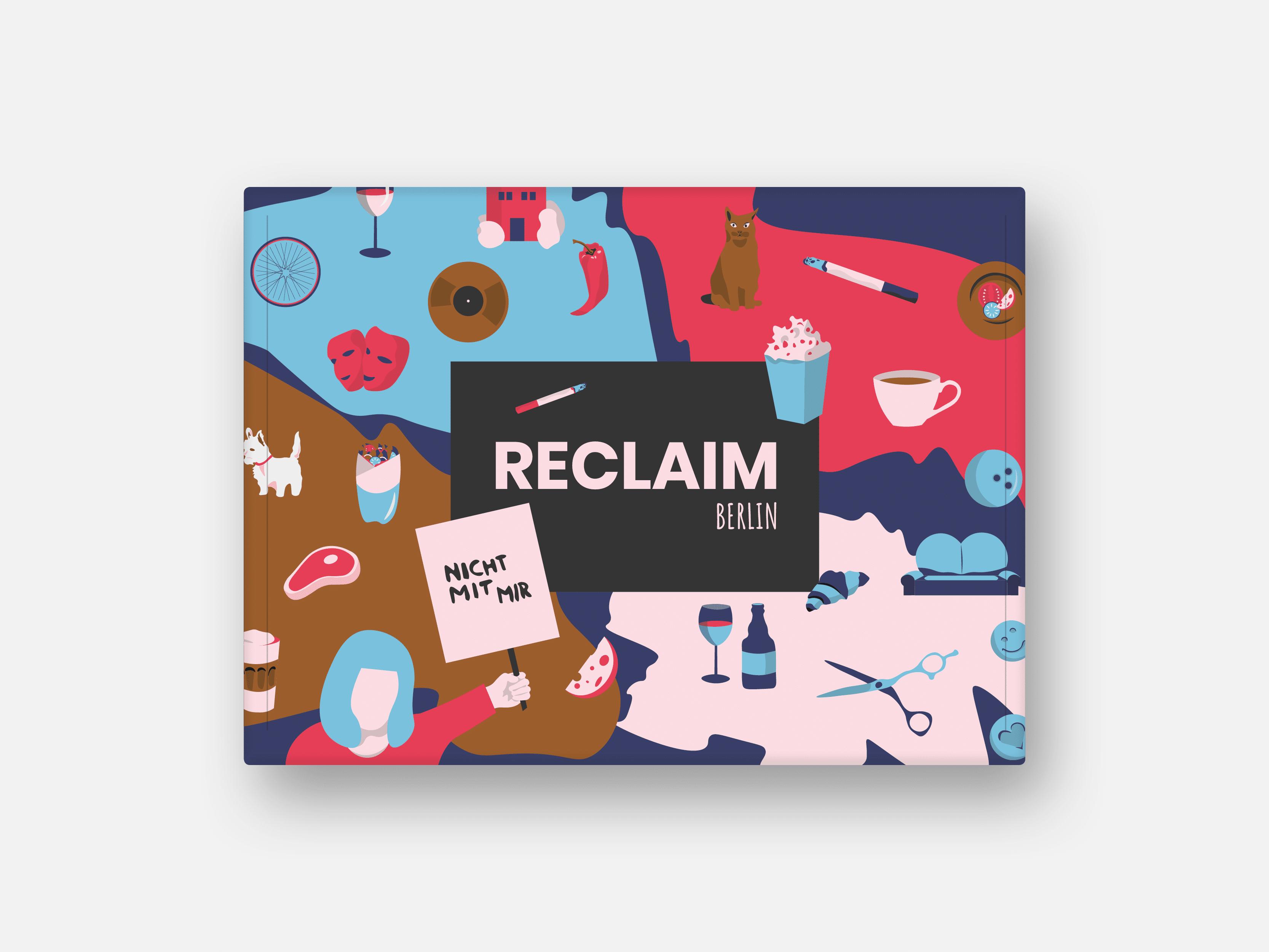 Verpackungsbox Reclaim