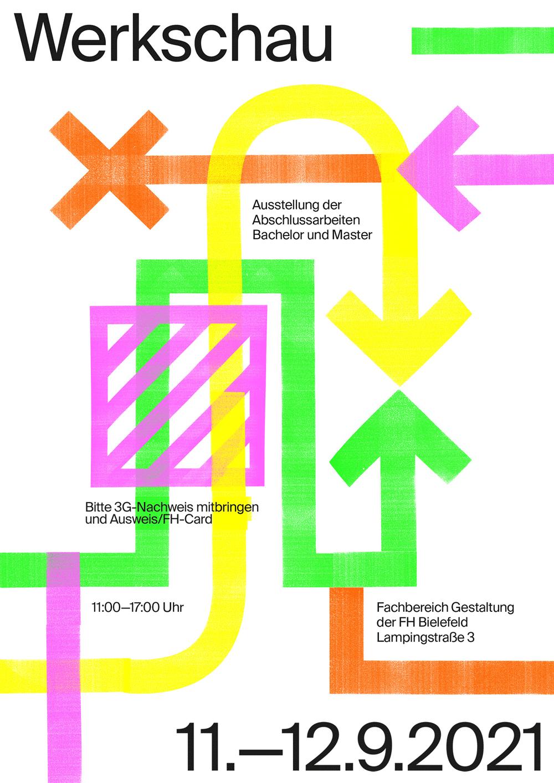 Werkschau Bielefeld 2021