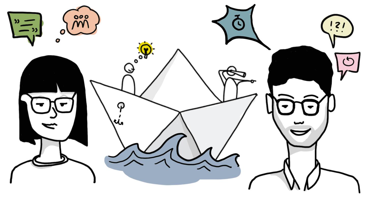 Judith Janz und Markus Meißner berichten, wie sich Co-Creation durch die virtuellen Möglichkeiten gewandelt hat