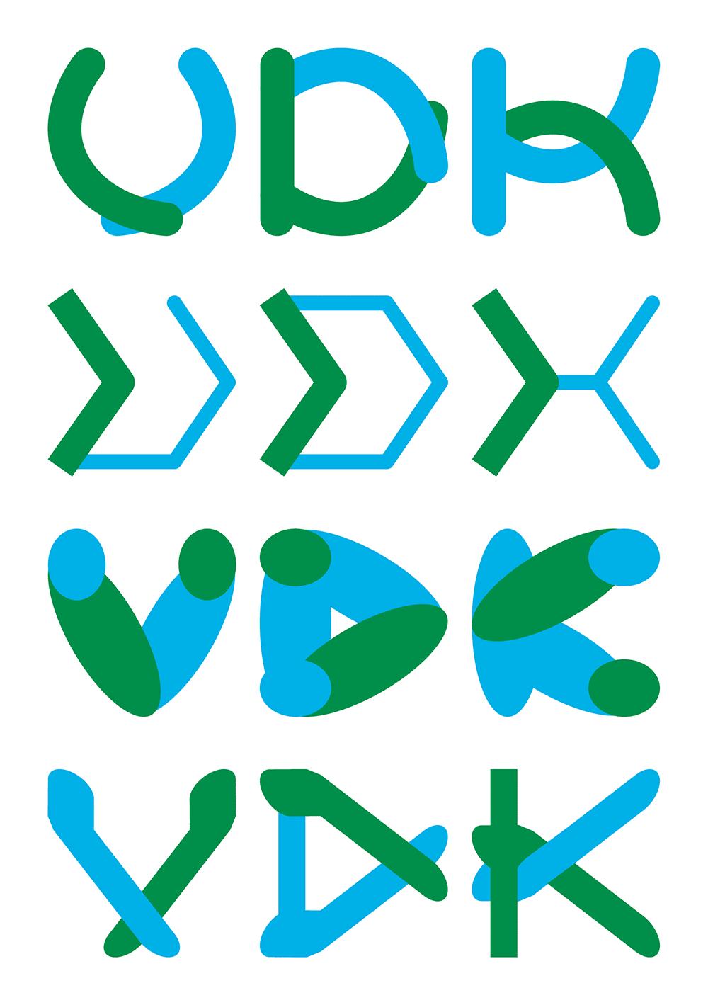 UdK Logos 2020