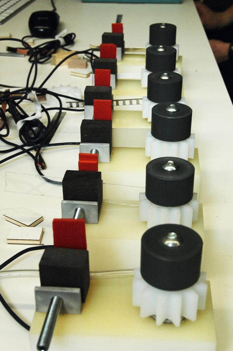 Prototyping, Haptischer Prototyp