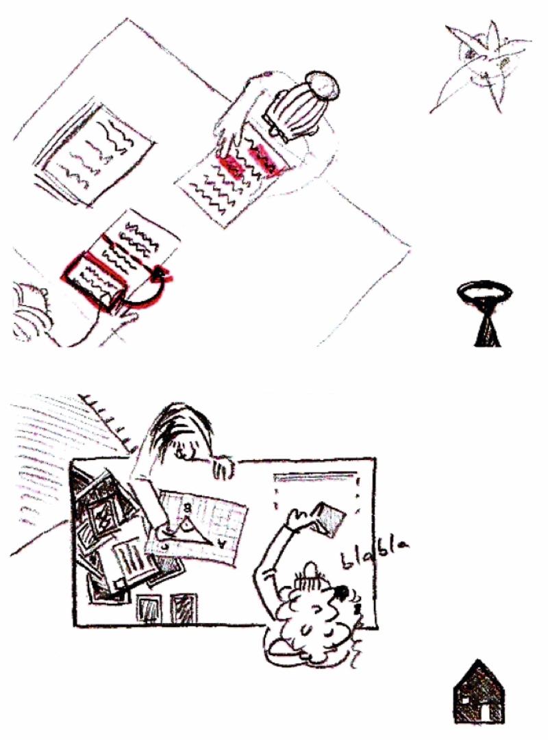 Prototyping, Tangible Desk, HfG Schwäbisch Gmünd