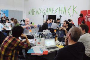 Newsgames-Hackathon Köln 2014