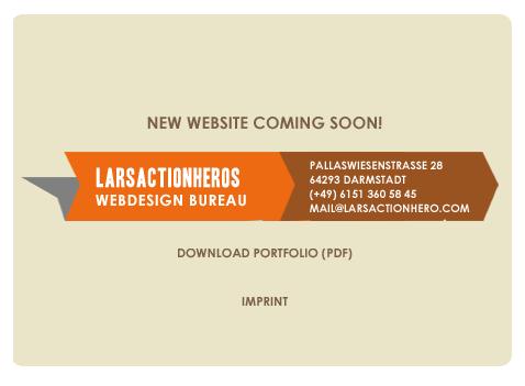 Larsactionheros Web Design Bureau