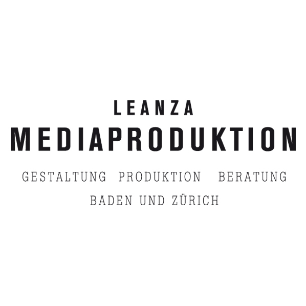 LEANZA MEDIAPRODUKTION BADEN | ZÜRICH