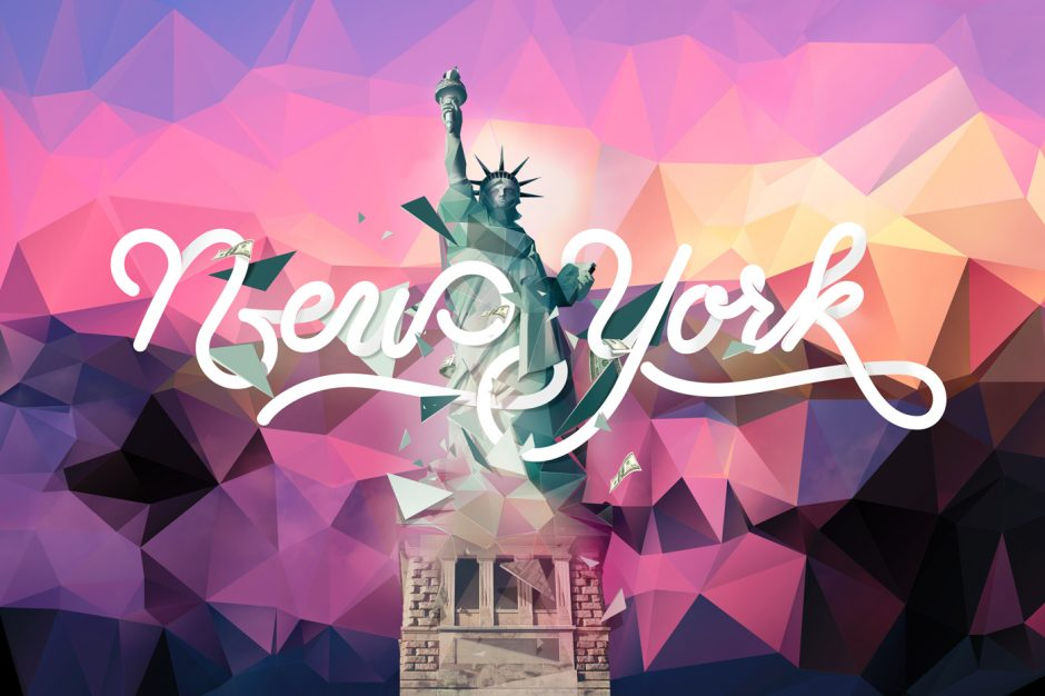 birgit-palma-new-york-lettering-lowpoly-illustration-statue-of-liberty-design