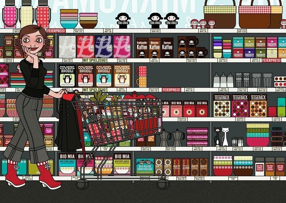 lilylux_02_supermarkt