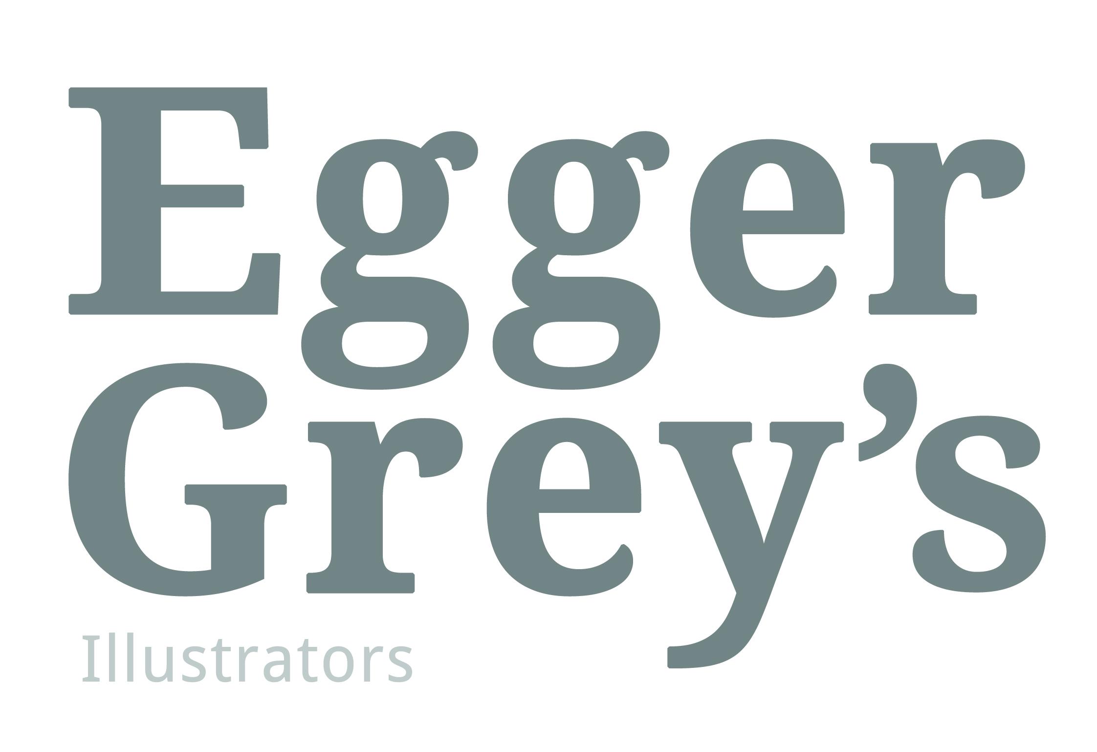 Egger Grey Repräsentanz von Illustratoren